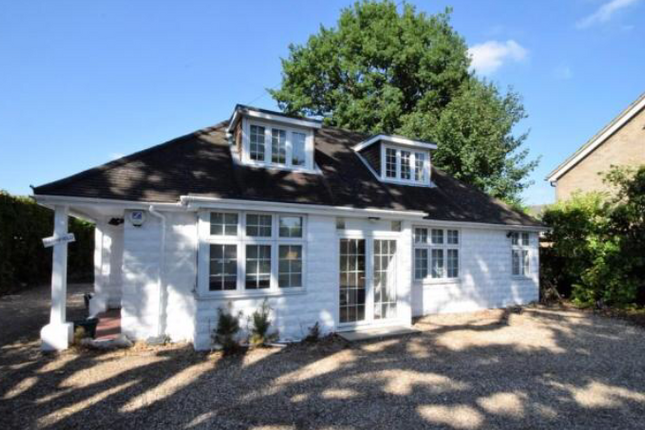 Thumbnail Detached house to rent in Handford Lane, Yateley, Hampshire