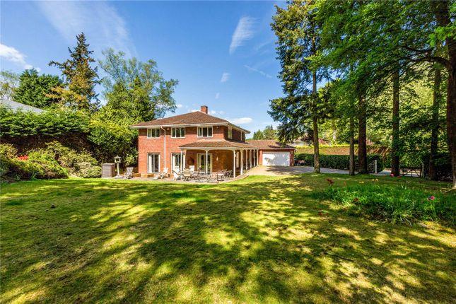 Thumbnail Detached house for sale in Richmondwood, Sunningdale, Berkshire