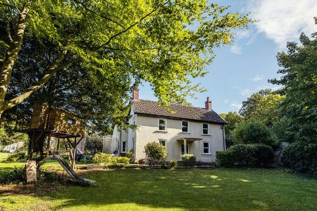 Thumbnail Detached house for sale in The Laurels, New Road, Churchill, Winscombe