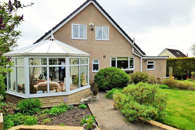 Thumbnail Detached bungalow for sale in Lindsay Park, Burnley