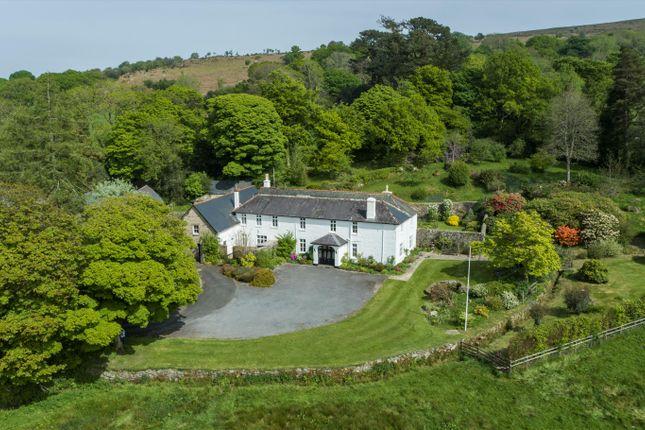 Thumbnail Detached house for sale in Manaton, Newton Abbot, Devon