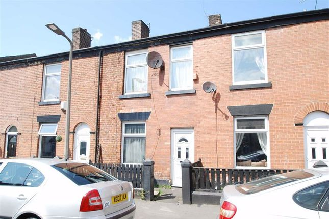 Cateaton Street, Bury, Greater Manchester BL9