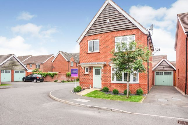 Thumbnail Detached house for sale in Himley Close, Bilston