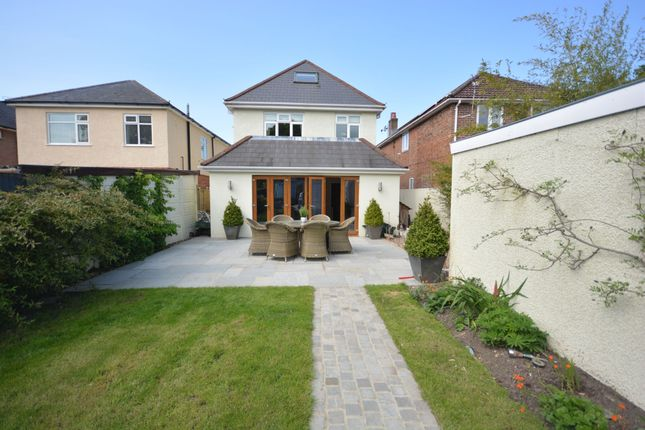 Thumbnail Detached house for sale in Lower Blandford Road, Broadstone