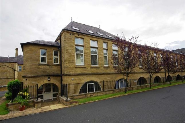 Thumbnail Flat for sale in Appleyard Apartments, Haworth Close, Halifax