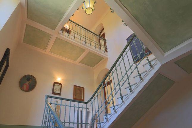 Staircase 2 of Villa Prosperini, Calzolaro, Citta di Castello, Umbria