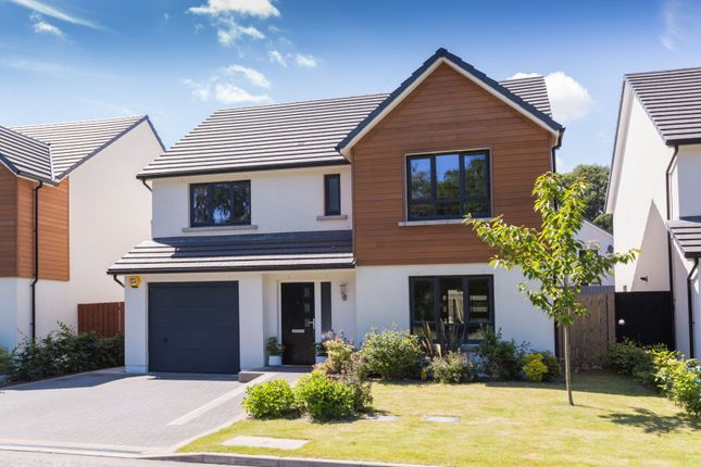 Thumbnail Detached house for sale in Petrie Way, Aberdeen