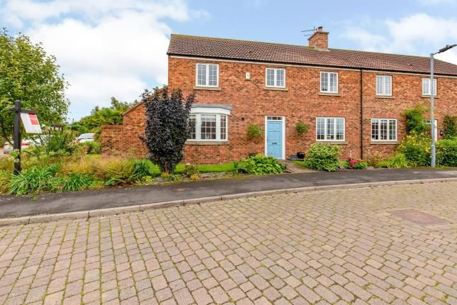 Thumbnail Semi-detached house for sale in Whitehouse Wynd, West Rounton, Northallerton, North Yorkshire