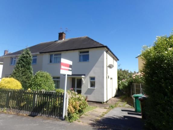 Thumbnail Semi-detached house for sale in Bransdale Road, Clifton, Nottingham, Nottinghamshire