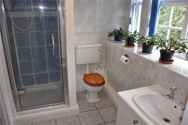 Shower Room of West Lodge, West Side, Newton Hall, Newton NE43