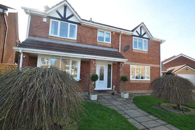 Thumbnail Detached house for sale in Hillsway Close, Hull, East Riding Of Yorkshire