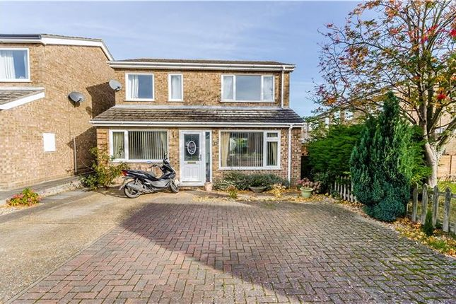 Thumbnail Detached house for sale in Matthew Wren Close, Little Downham, Ely