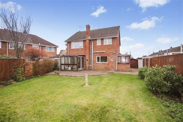 Thumbnail Detached house for sale in Yiewsley Crescent, Stratton, Wiltshire