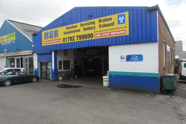 Thumbnail Parking/garage for sale in Plasmarl Industrial Estate, Beaufort Road, Plasmarl, Swansea