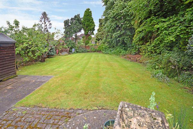 Garden of Michaelmas Road, Cheylesmore, Coventry CV3