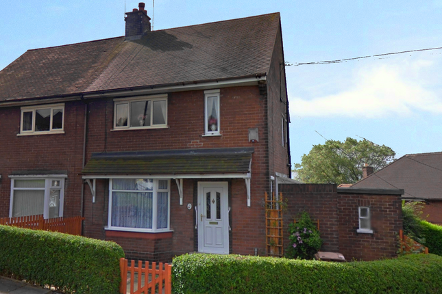 Thumbnail Semi-detached house for sale in Carlton Avenue, Stoke-On-Trent, Staffordshire