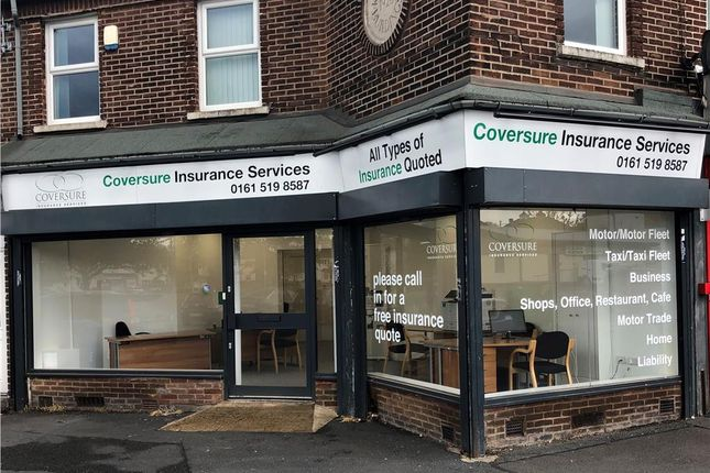 Thumbnail Retail premises to let in Kingsway Buildings, Kingsway, Manchester, Greater Manchester