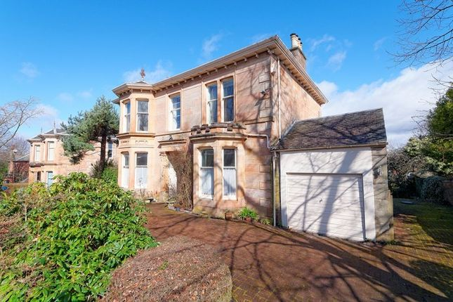 Thumbnail Property for sale in 16 Dalkeith Avenue, Dumbreck, Glasgow