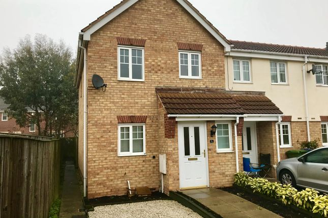 Thumbnail Town house to rent in Scholars Way, Berry Hill, Mansfield