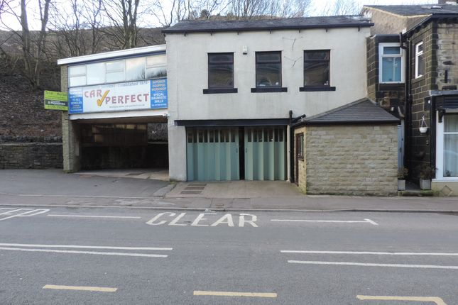 Thumbnail Retail premises for sale in Rochdale Road, Todmorden