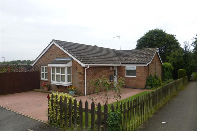 Thumbnail Detached bungalow for sale in Gilbey Close, Wellingborough