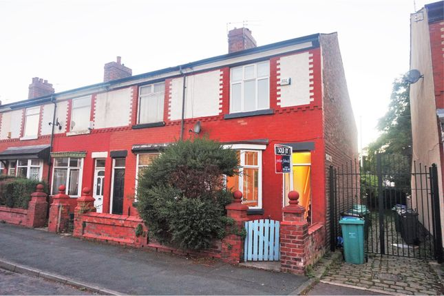 Thumbnail Semi-detached house to rent in Neale Road, Manchester
