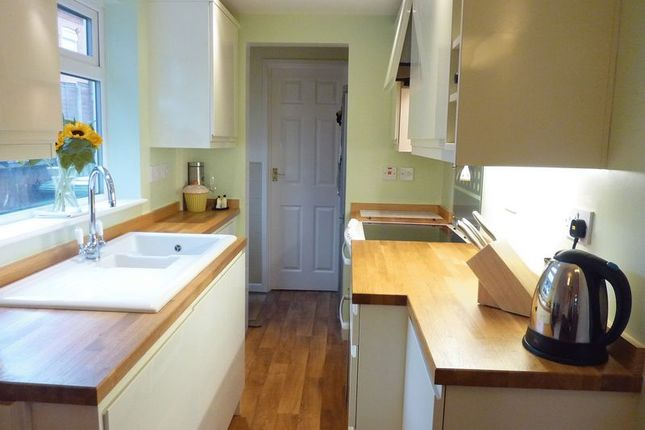 Thumbnail End terrace house to rent in Lime Street, Bulwell, Nottingham