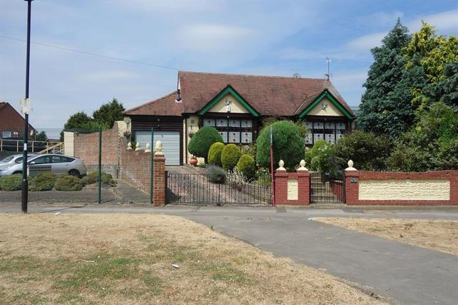 Thumbnail Bungalow for sale in Pitfield Way, Enfield
