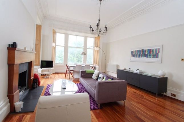 Thumbnail Flat to rent in La Belle Place, Kelvingrove