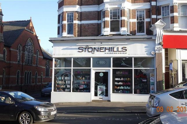 Thumbnail Commercial property to let in Muswell Hill Broadway, London