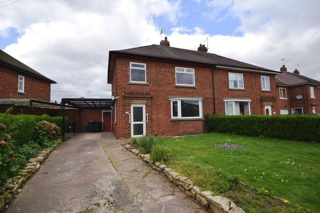 Thumbnail Semi-detached house for sale in Sunderland Place, Tickhill, Doncaster