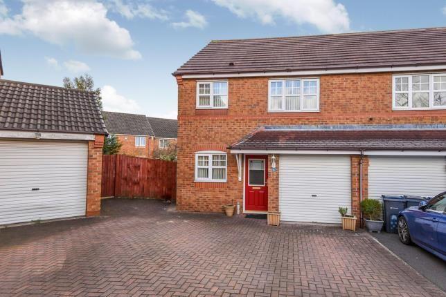 Thumbnail Semi-detached house for sale in Sandpiper Way, Erdington, Birmingham, West Midlands
