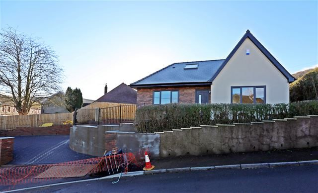 Thumbnail Detached bungalow for sale in Hurford Street, Maesycoed, Pontypridd
