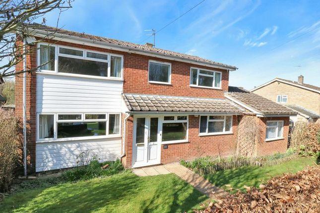 Thumbnail Detached house for sale in Breachwell Place, Cheddington, Leighton Buzzard