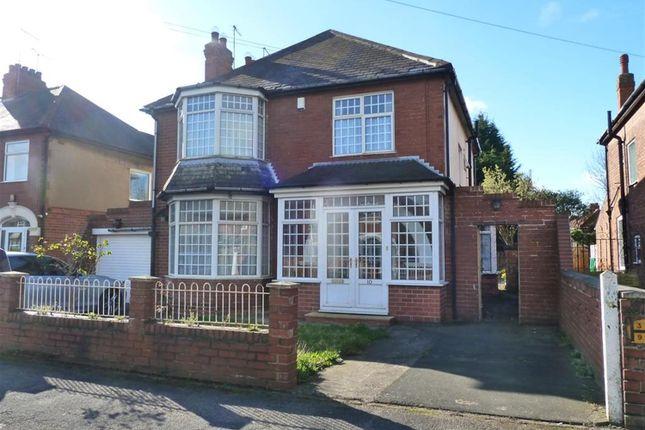 Thumbnail Detached house to rent in Allderidge Avenue, Chanterland Avenue, Hull