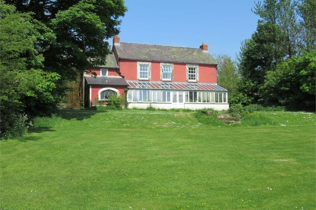 Thumbnail Detached house for sale in Glasdir, Nevern, Newport, Pembrokeshire