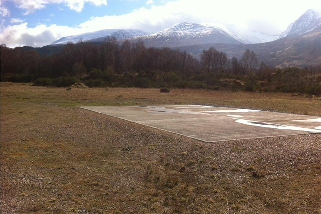 Thumbnail Land for sale in Prominent Commercial Development Site, Carr's Corner, Fort William