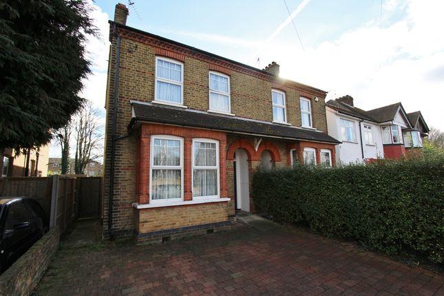 Thumbnail Semi-detached house for sale in Kings Road, Uxbridge