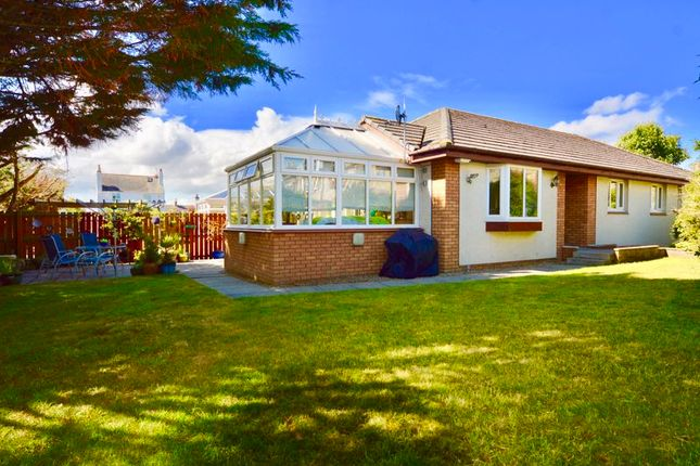Thumbnail Detached bungalow for sale in Queens Terrace, Prestwick