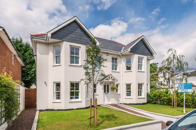 Thumbnail Detached house for sale in Brownlow Road, Redhill