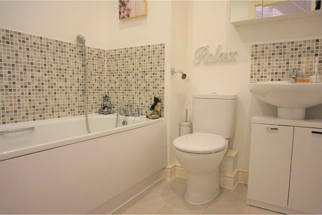Bathroom of Kingshill Drive, High Wycombe HP13