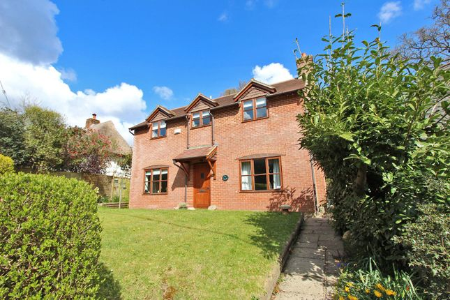 3 bed detached house for sale in Burley Street, Burley, Ringwood BH24