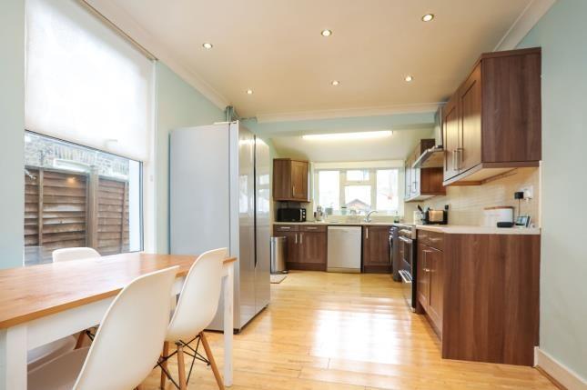 Kitchen of Murchison Road, London E10