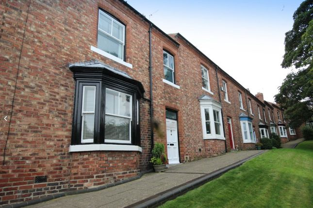Thumbnail Terraced house for sale in Nevilledale Terrace, Durham