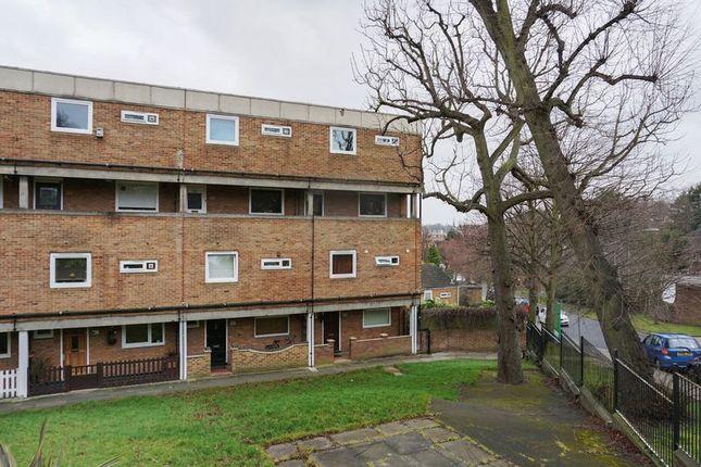 External of Lydney Close, London SW19