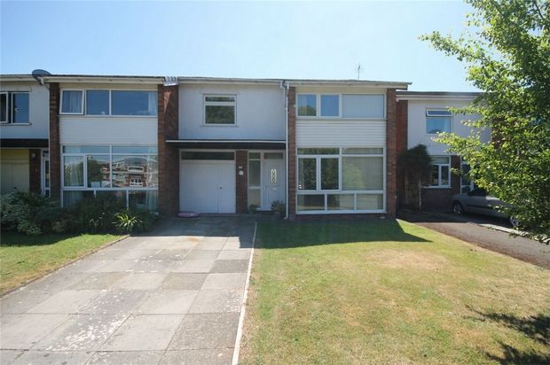 End terrace house for sale in The Park, Frenchay, Bristol