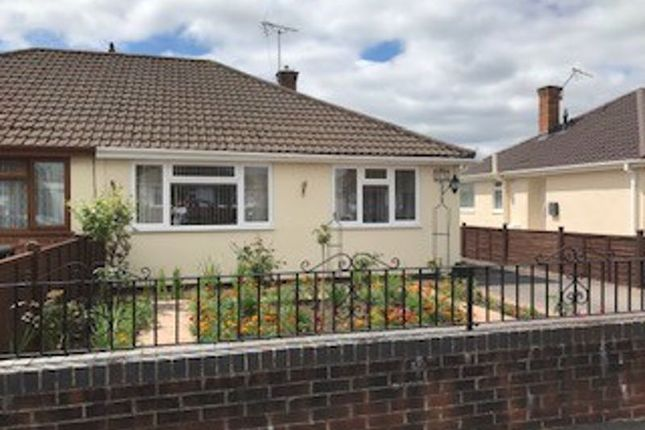 Thumbnail Semi-detached bungalow for sale in Shearwater Grove, Innsworth, Gloucester