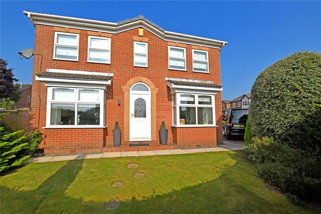Thumbnail Detached house for sale in Poppleton Road, Tingley, Wakefield, West Yorkshire