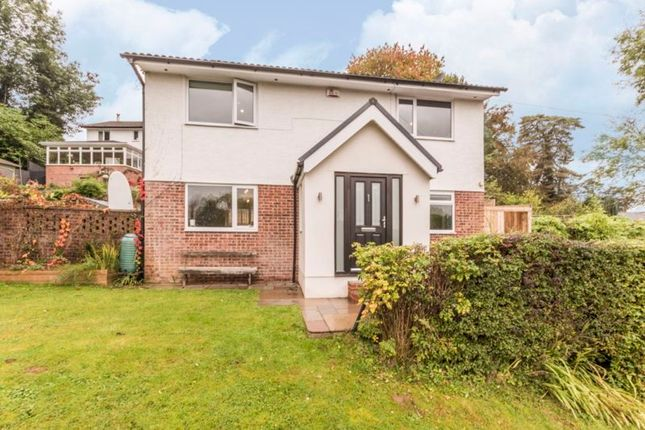 Thumbnail Detached house for sale in The Firs, Newport