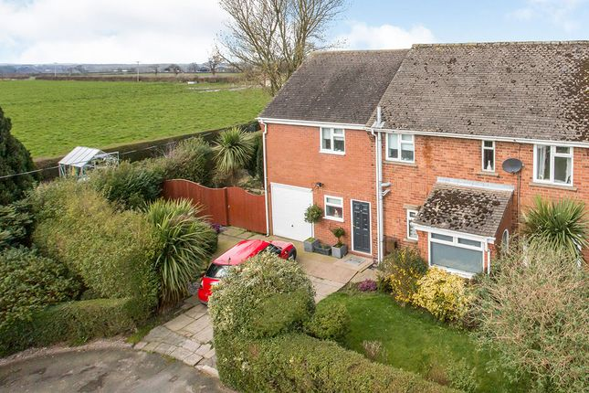 Thumbnail Semi-detached house for sale in Wren Avenue, Sproston, Crewe, Cheshire